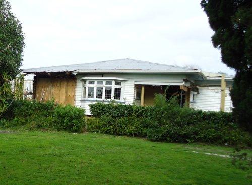 Dd for Greentown villas 1 extension